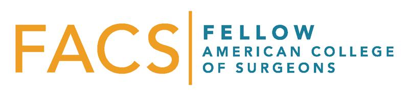Dr. Sheetal Patel, M.D., F.A.C.S. Fellow of American College of Surgeons (ACS)